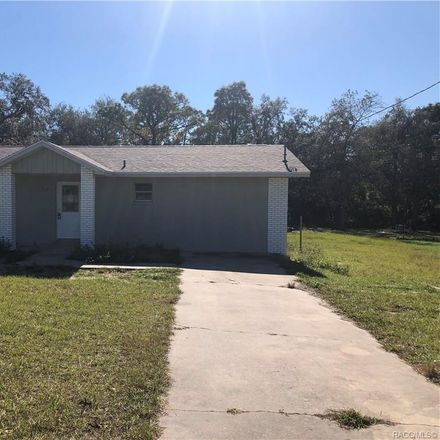 Rent this 2 bed house on 5756 West Potomac Lane in Homosassa Springs, FL 34448