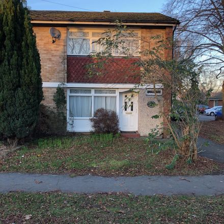 Rent this 3 bed house on 2-12 Cherrywood Avenue in Runnymede TW20 0TF, United Kingdom