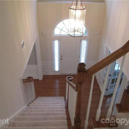 Rent this 5 bed house on 468 Willow Brook Drive in Settlers Landing, Matthews