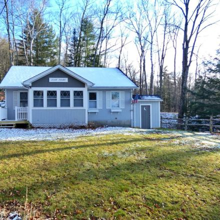 Rent this 2 bed house on 85 Old Ford Lane in Westmore, VT 05860