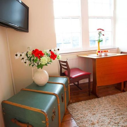 Rent this 2 bed apartment on The Yoga Room in 5 Forth Street, City of Edinburgh