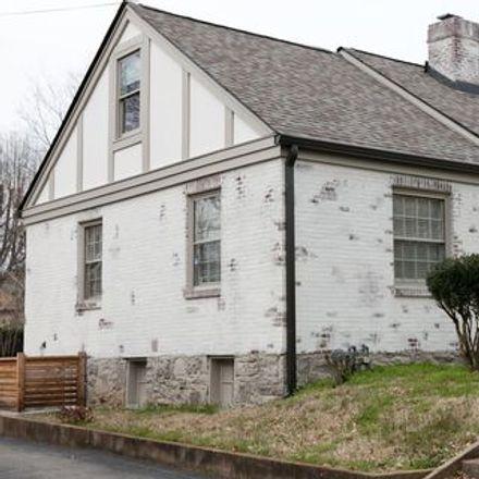Rent this 3 bed apartment on 1447 Shelton Avenue in Nashville-Davidson, TN 37216