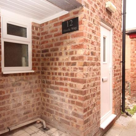 Rent this 1 bed apartment on Brook Street Grill Maker in 69 Brook Street, Chester CH1 3DZ