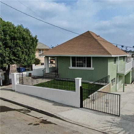 Rent this 5 bed house on 4859 Hillsdale Drive in Los Angeles, CA 90032