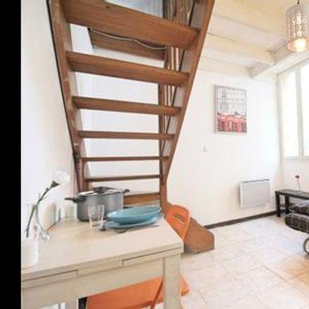 Rent this 1 bed apartment on Marseille in Notre-Dame du Mont, PROVENCE-ALPES-CÔTE D'AZUR