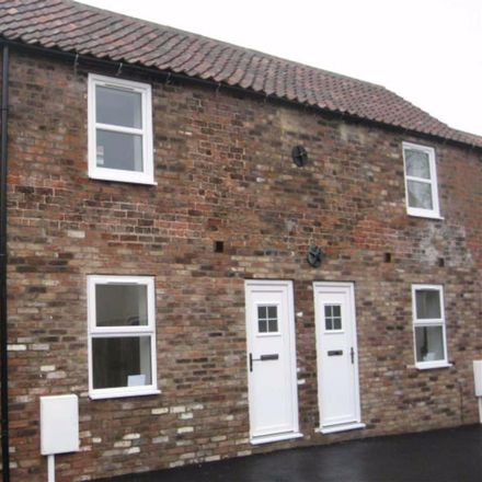 Rent this 1 bed house on Reading Room in Chapel Lane, Middleton on the Wolds YO25