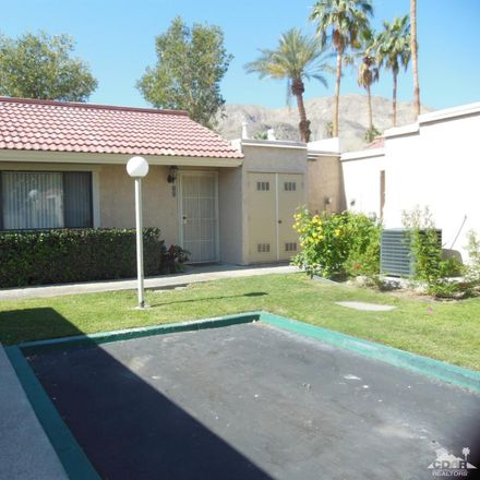 Rent this 1 bed condo on 70100 Mirage Cove Dr in Rancho Mirage, CA