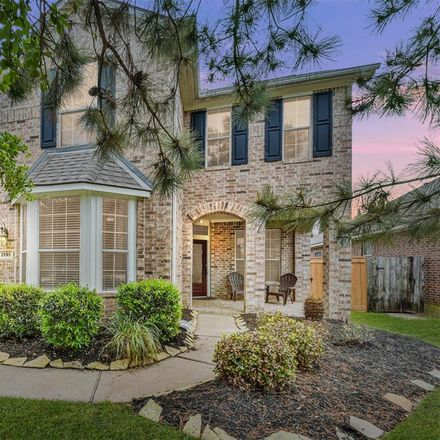 Rent this 4 bed house on 25311 Hall Meadow Ln in Katy, TX