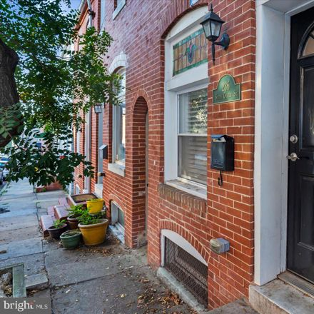 Rent this 2 bed townhouse on 236 South Castle Street in Baltimore, MD 21231