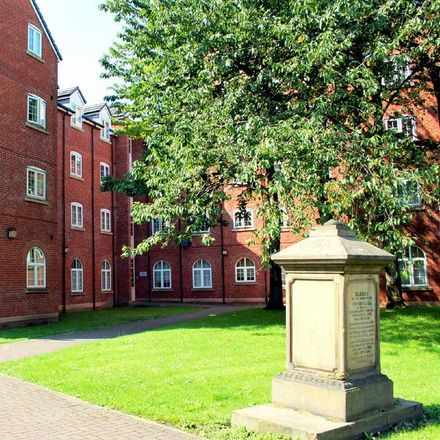 Rent this 2 bed apartment on Mee's Square in Salford M30 7QL, United Kingdom