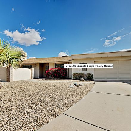 Rent this 2 bed house on 1119 North 87th Place in Scottsdale, AZ 85257