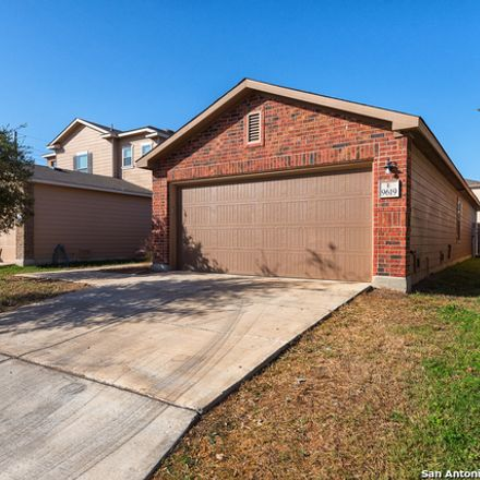 Rent this 3 bed house on 9619 Pleasanton Place in San Antonio, TX 78221