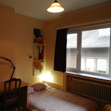 Rent this 1 bed room on Paul Hymanslaan 100 in 1200 Sint-Lambrechts-Woluwe, Belgium