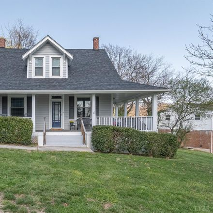 Rent this 3 bed house on Normandy St NE in Roanoke, VA