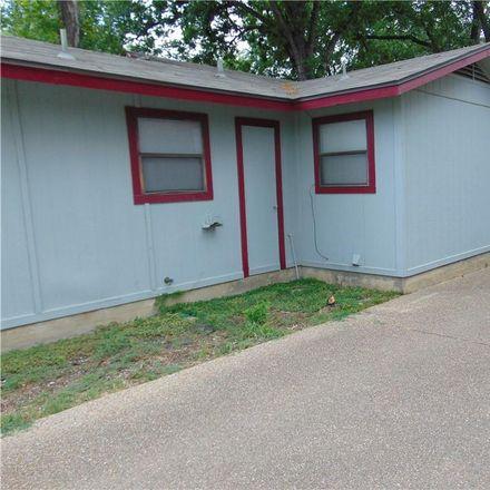 Rent this 2 bed duplex on 504 West 51st Street in Austin, TX 78751