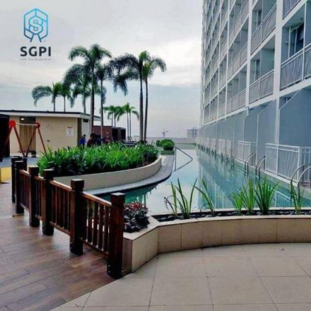 Rent this 1 bed condo on Roxas Boulevard in Pasay, 1308