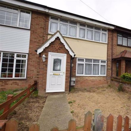 Rent this 3 bed house on Severn in East Tilbury RM18 8SG, United Kingdom