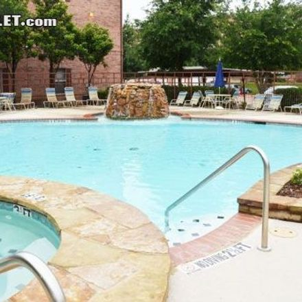 Rent this 1 bed apartment on Patrick Elementary School in 755 Timber Oaks Lane, Grand Prairie