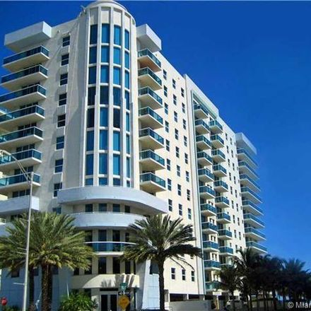 Rent this 3 bed condo on 9201 Collins Avenue in Surfside, FL 33154