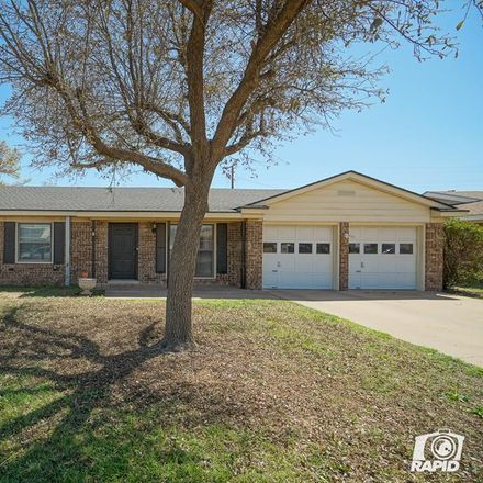Rent this 3 bed house on 3229 Cimmaron Avenue in Midland, TX 79705