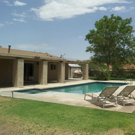 Rent this 3 bed house on Falmouth Dr in Indio, CA