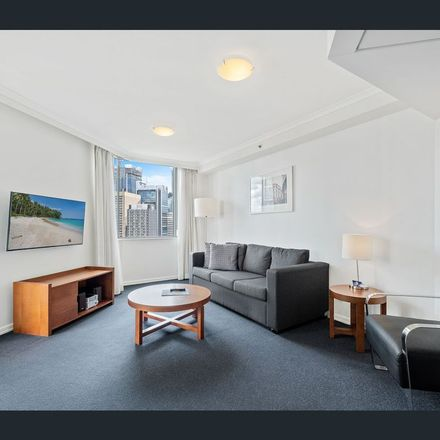 Rent this 1 bed apartment on 95 Charlotte Street in Brisbane City QLD 4000, Australia