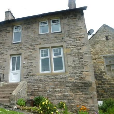 Rent this 1 bed house on Alndale Hall in Whittingham Road, Glanton NE66 4SX