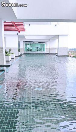 Rent this 3 bed apartment on Metropolis Tower in New York Hotel, Jalan Dato Abdullah Tahir