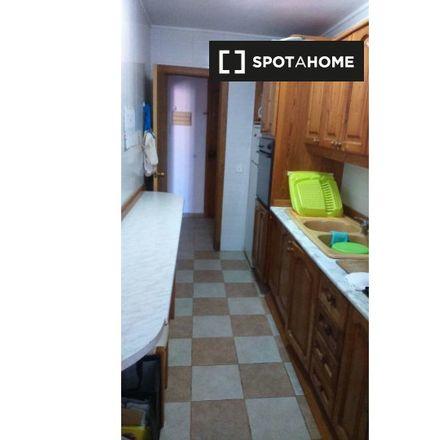 Rent this 1 bed room on Villa del popular Mírame in carrer del Rei Martí, 07006 Palma