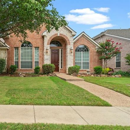 Rent this 3 bed house on 9416 Hunter Chase Drive in McKinney, TX 75072
