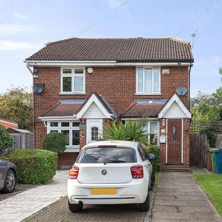 Rent this 2 bed house on Belmont Lane in London, HA7 2PU