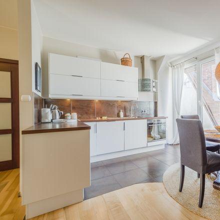 Rent this 3 bed apartment on Podjazd in Sopot, Polska
