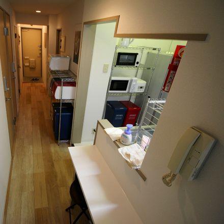 Rent this 1 bed room on 餃子の福包 in Shinjuku-dori Ave., Shinjuku