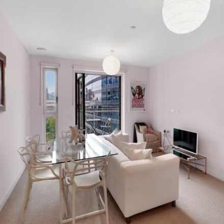 Rent this 1 bed apartment on Aldgate Tower in 2 Leman Street, London E1 8FA