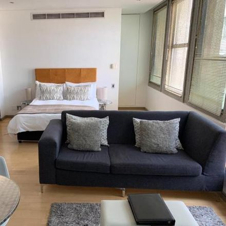 Rent this 1 bed apartment on Cartwrights Corner in Darling Street, City Centre