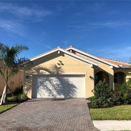 Rent this 2 bed house on Prato Drive in Fort Myers, FL 33966-6536