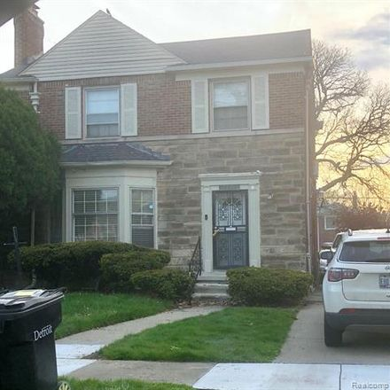 Rent this 3 bed house on 18213 Sorrento St in Detroit, MI