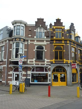Rent this 0 bed apartment on M.A. de Ruyterstraat in 3572 KV Utrecht, The Netherlands