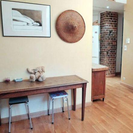 Rent this 2 bed apartment on Rue Damrémont in 75018 Paris, France