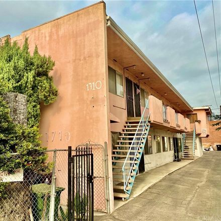 Rent this 0 bed apartment on 1710 Arapahoe Street in Los Angeles, CA 90006