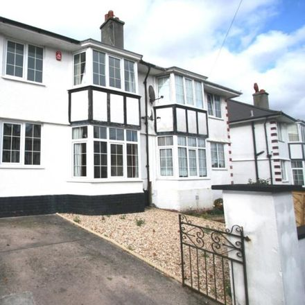 Rent this 3 bed house on Nelson Avenue in Plymouth PL1 5RL, United Kingdom