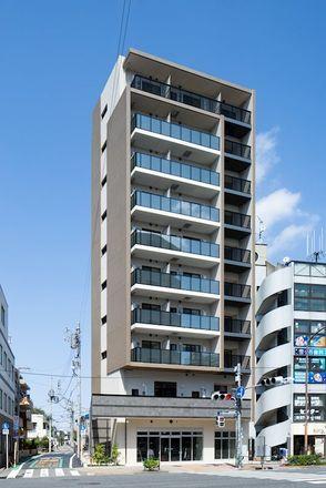 Rent this 1 bed apartment on 第一美須ビル in さかさ川通り, Ota