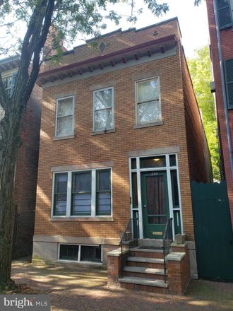 Rent this 1 bed apartment on 243 Jackson Street in Trenton, NJ 08608