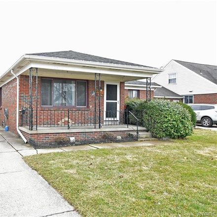 Rent this 3 bed house on 869 George Urban Boulevard in Buffalo, NY 14225