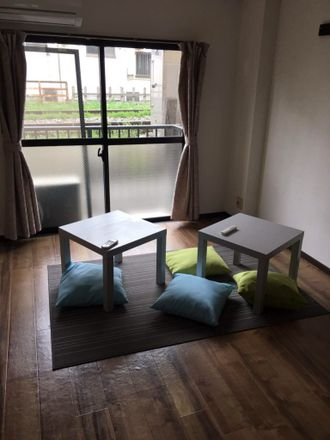 Rent this 1 bed apartment on 森久保医療モール in 多摩モノレール通り, Hino