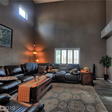 Rent this 3 bed house on Royal Lake Ave in Las Vegas, NV