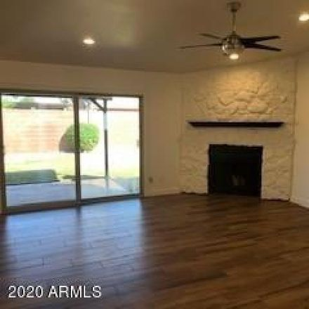 Rent this 3 bed house on 1716 West Chilton Street in Chandler, AZ 85224