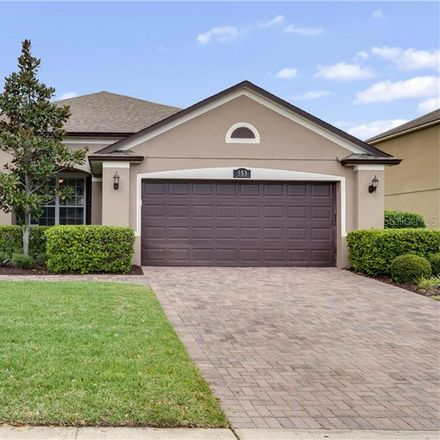 Rent this 3 bed house on 553 Palio Court in Ocoee, FL 34761