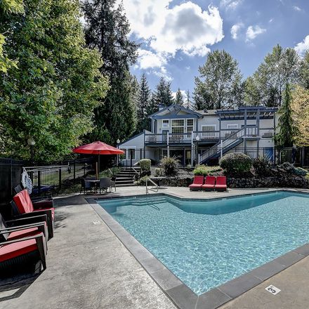 Rent this 1 bed apartment on Bretton Wood in Bellevue, WA
