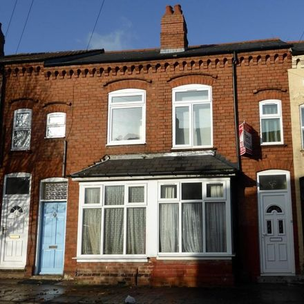Rent this 3 bed house on 55 Kitchener Road in Birmingham B29 7QE, United Kingdom
